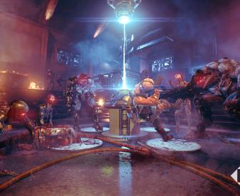 VR游戏《A-Tech Cybernetic》推出免费演示和全新故事模式