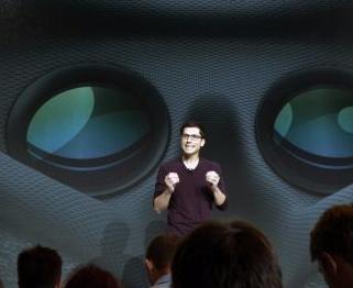 谷歌研发当前像素10倍的OLED VR显示器