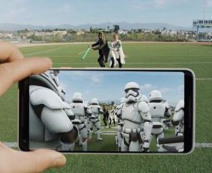 谷歌正式推出星球大战AR贴纸 要求安卓8.1系统