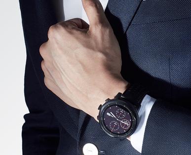 商务运动兼顾 华米发布AMAZFIT智能运动手表2代