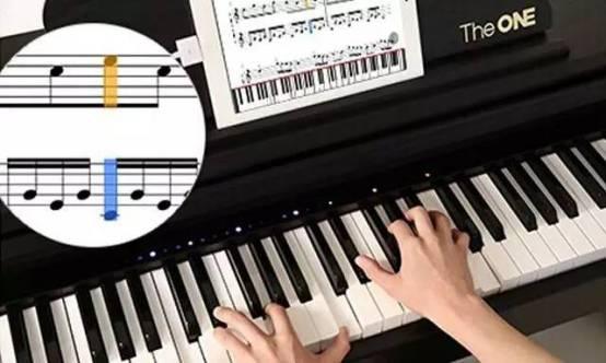 theone德万智能钢琴88键 适合新手吗