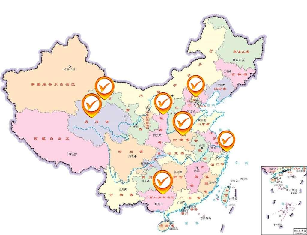 上海,甘肃,陕西,河南,青海,广西等7大省市地区的学校,助力中国师生