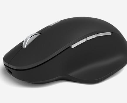 创意鼠标论+�yf�[�.X��hH_定位创意工作场景 微软精准鼠标国内开售