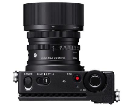 适马发布全画幅无反相机fp及首支35mm F1.2镜头