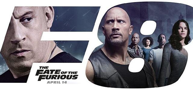 The Fate of the Furious 速度与激情8 最终版预告