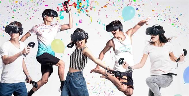 HTC在台湾开启Vive租赁服务