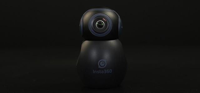 「酷品三分钟」VR大片轻松拍 Insta360全景相机评测