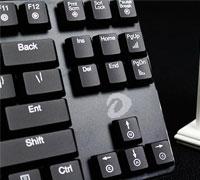 """""""薄""""出感的机械键盘 达尔优EK820突破自己"""