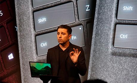 微软发布The New Surface Pro:更轻更薄续航更持久