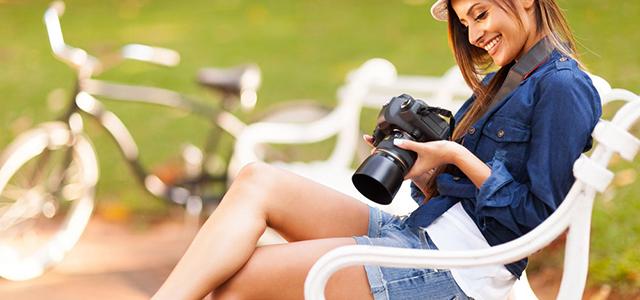 「摄影笔记」相机上的模式都分别有什么用?