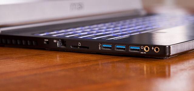 微星将发WS63VR本 配Quadro P4000显卡