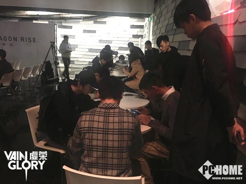 《虚荣》5V5风暴降临 中国媒体发布会盛大开