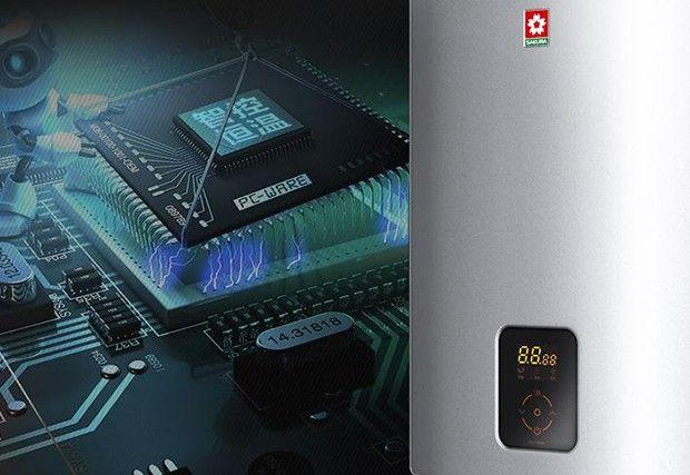 0.5°智控恒温 樱花JSQ28-C 14L燃气热水器