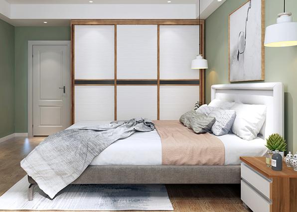 索菲亚全屋定制 18㎡整体衣柜怎么样?【问】 是什么材质的