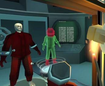 HTC Vive游戏《Floor Plan》登陆PS VR