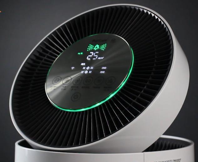 「酷品三分钟」实现360°全方位净化 LG AS60空气净化器视频评测脚本