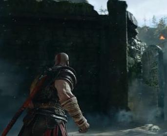 并非简单模仿《黑暗之魂》 索尼公布《战神》全新实机演示