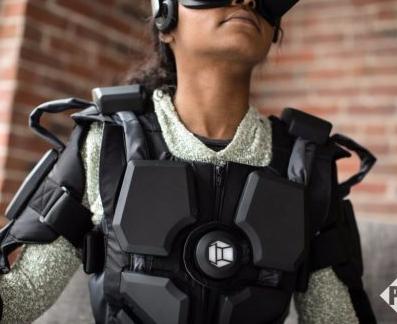 Hardlight VR宣布与开发商Ve