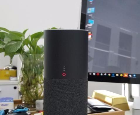 腾讯首款智能音箱曝光 内置电池 本周上市