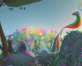 Baobab打造VR动画系列短片《乌鸦:传说》