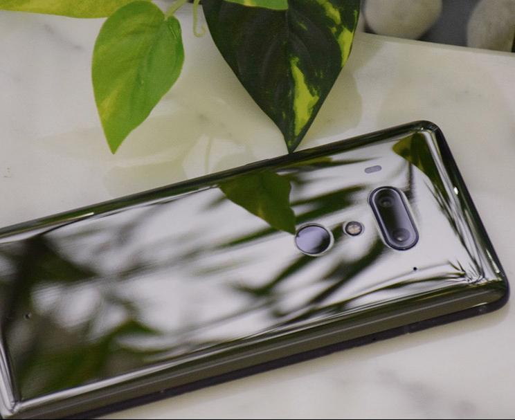 强大四摄四麦+骁龙845 HTC U12+现场图赏