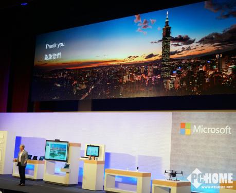 Computex2018  微软展示智能云与智能边缘新愿景