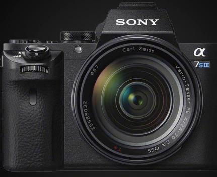 索尼A7S3曝光 将支持60p 4K HDR视频