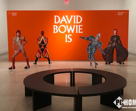 """""""David Bowie Is""""巡回展将推出AR和VR体验"""