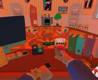 VR《总统先生》让你运行整个美国