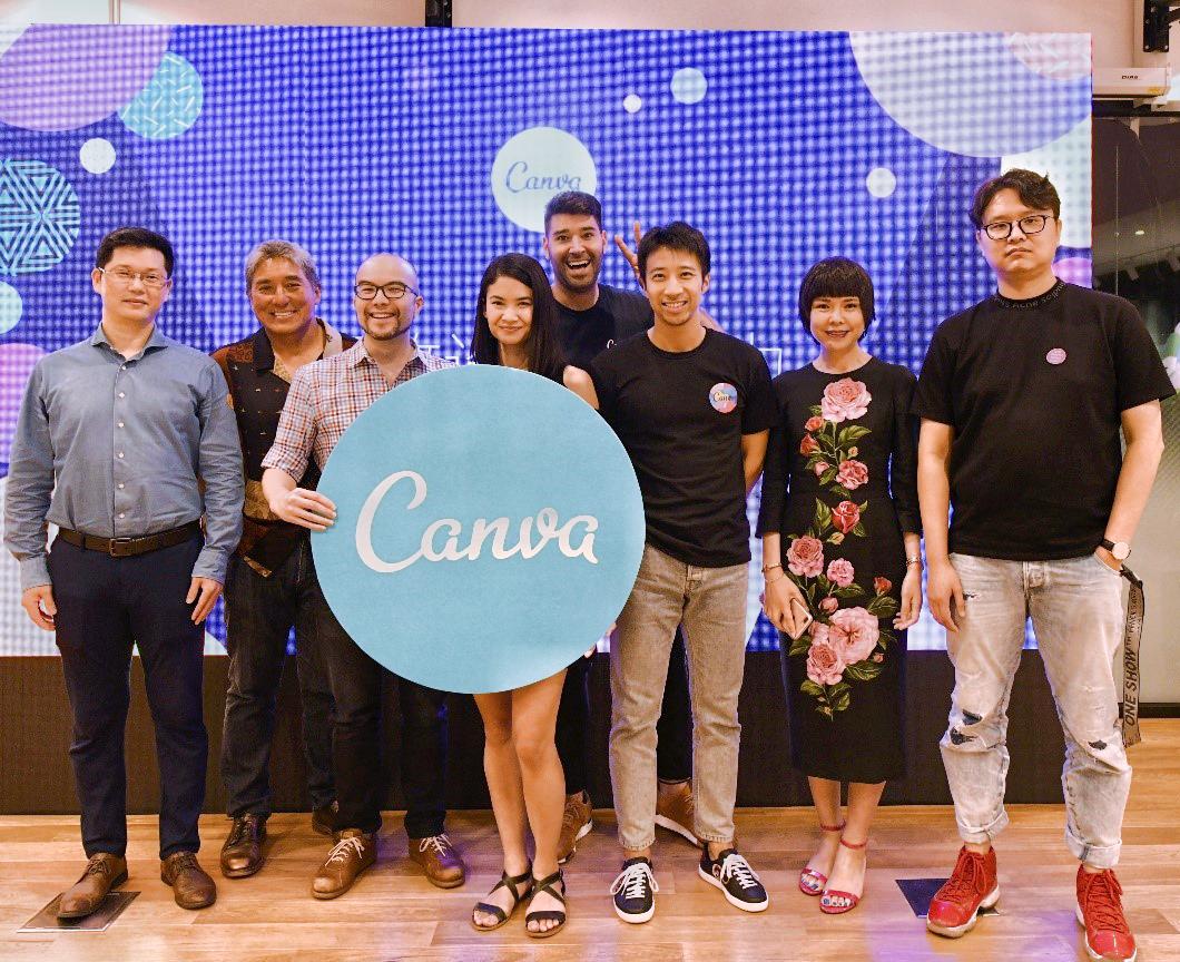 释放设计原创力 Canva推出中文版产品