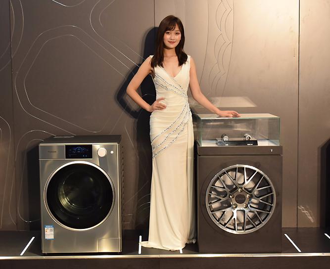 """洗衣机""""超跑""""发售 松下ALPHA阿尔法洗衣机图赏"""