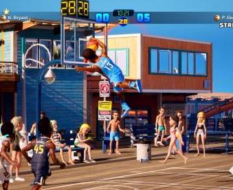 秀出无限可能:NBA 2K欢乐竞技场2 现已全球上市