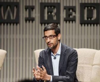 谷歌CEO:正开发中国版搜索App 满足超99%需求
