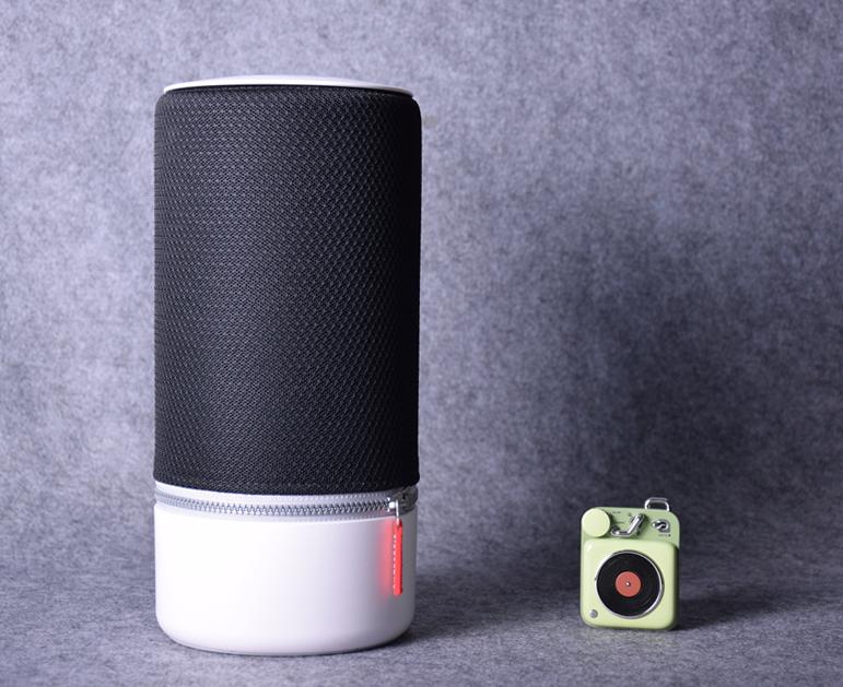 Zipp 2智能家用音响体验:强大又动听