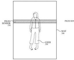 苹果新专利:通过床垫进行睡眠和健康监测