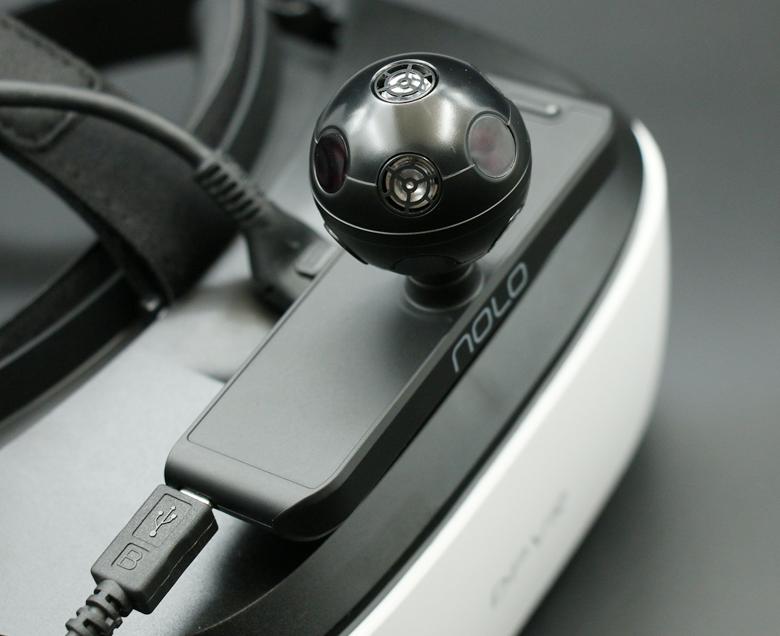 精准定位 随心畅享 大朋VR燃脂游戏套件图赏