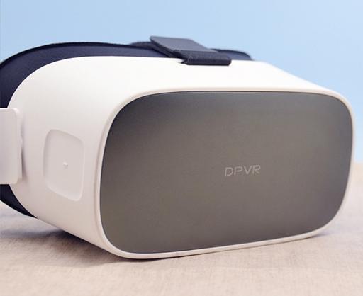 畅玩VR游戏 大朋 DPVR P1 PR