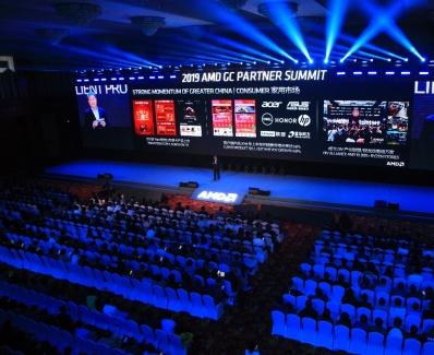 领先引擎 出7制胜 AMD展示全新生态系统
