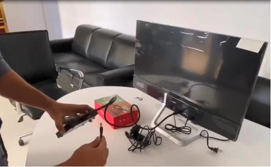 家伴宽屏电话怎么进行视频通话?三步就能搞定