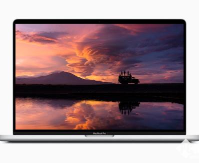 苹果发布16寸MBP 史上最大视网膜屏幕最强性能