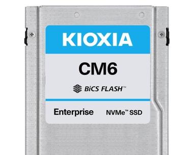 铠侠推出首款PCIe 4.0固态CM6 速度达6.9GB/s