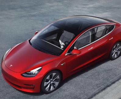 国产特斯拉Model 3即将上市 35.58万元起售