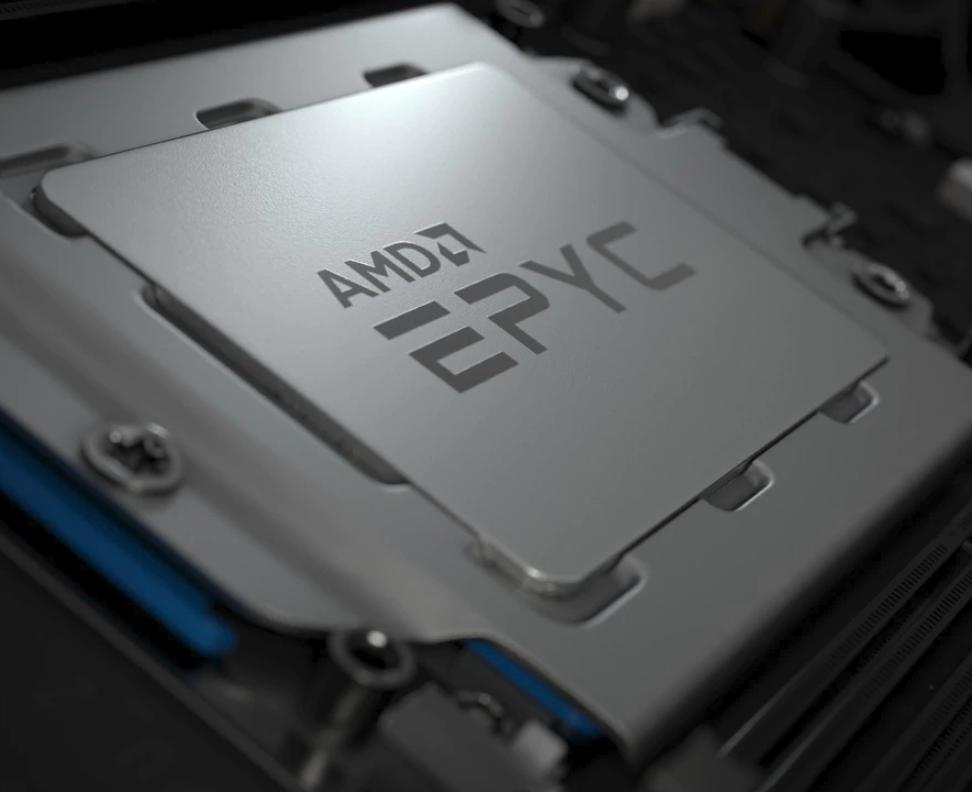 AMD推出两款全新EPYC处理器7662和7532