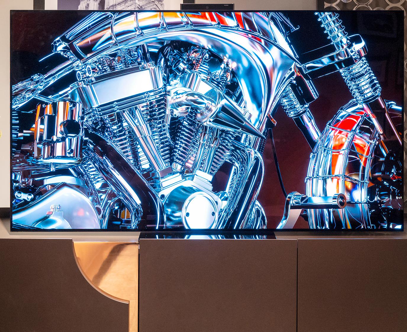 华为智慧屏X65图赏:新一代的品质级智慧屏