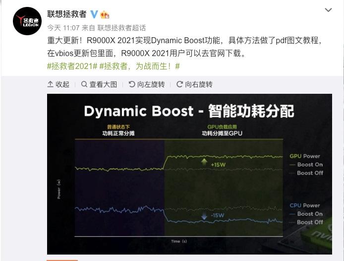 Dynamic Boost成果可以实广州惠普条记本电脑维修中心_广州惠普条记本电脑维修中心_ 现智能调配CPU和GPU功耗