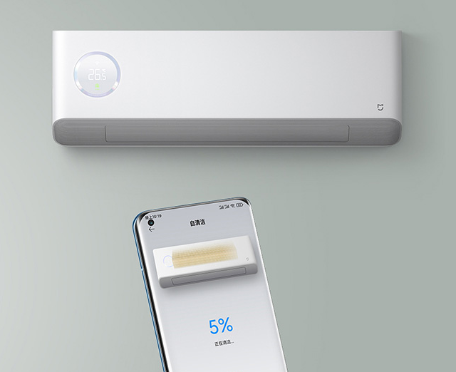 米家新风空调新品正式开售 尝鲜价仅2499元